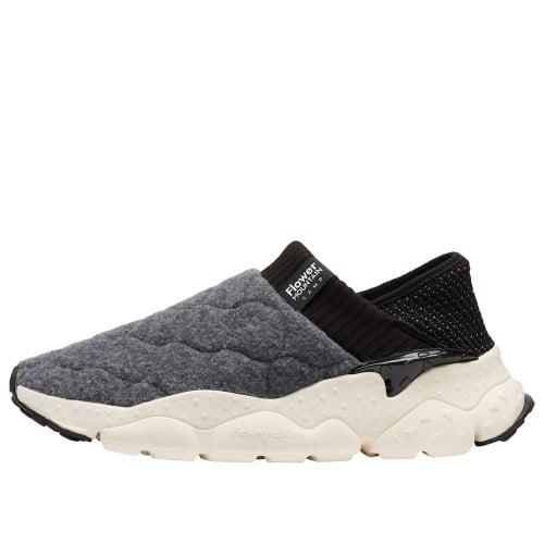 CAMP MAN. Slip-on fabric sneakers Grey/Black 2016311021B67-30