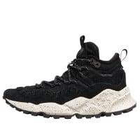 MORICAN MAN - Suede sneakers - Black