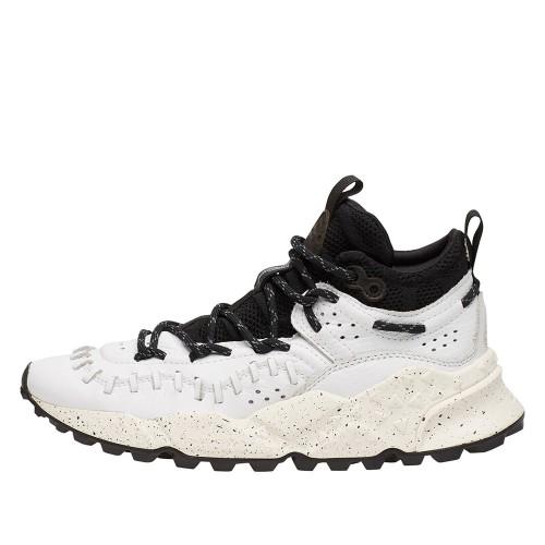 MORICAN MAN Sneakers in pelle Bianco 2014297010N01-30