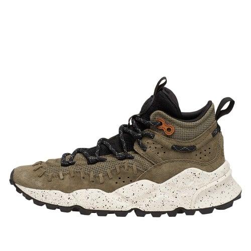 MORICAN MAN Sneakers in pelle Verdone 2014297020F05-30