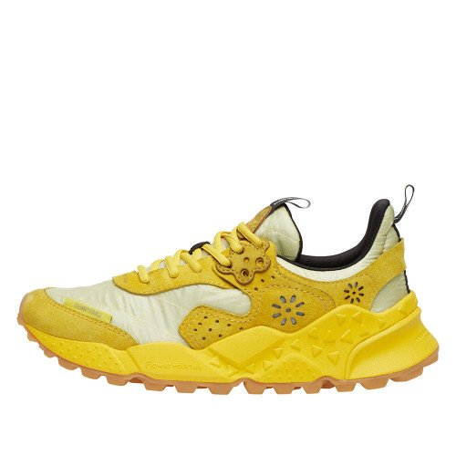 KOTETSU MAN Sneakers in pelle Giallo 2014304070G04-30