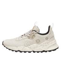 KOTETSU MAN - Sneakers in pelle - Bianco