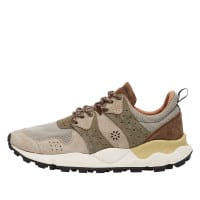 CORAX MAN - Sneaker in nylon tecnico - Military