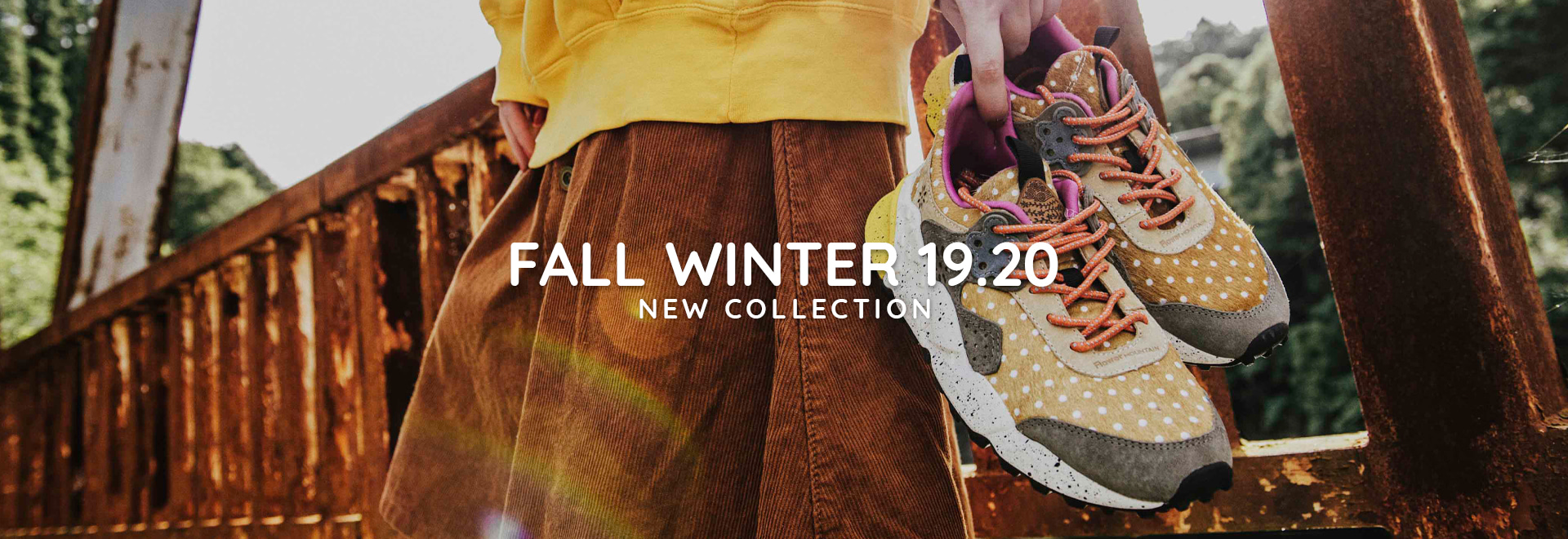Spring-Summer 2019 Collection - Banner 2