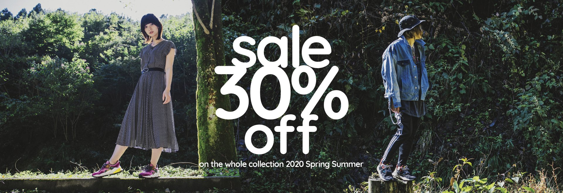 Sale - Spring Summer Collection - 1